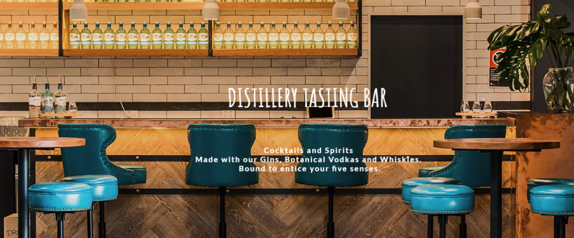 Distillery Tastings Bar - Manly Spirits Co.