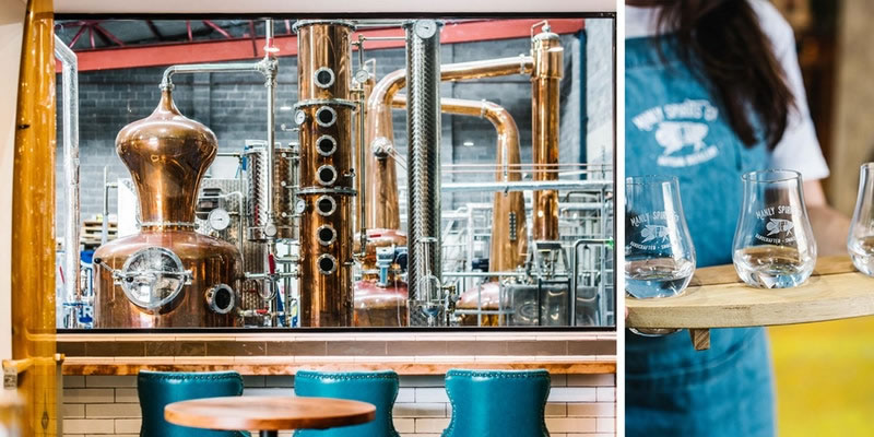 Distillery Tours - Manly Spirits Co.