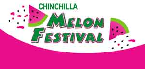 Chinchilla Melon Festival 2019