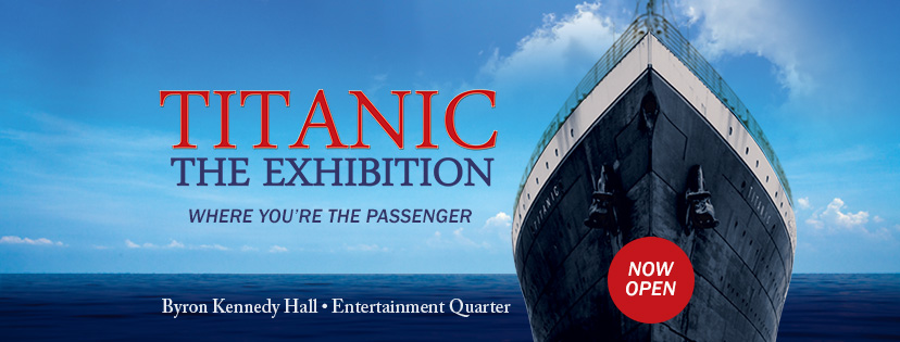 Titanic | The Exhibition