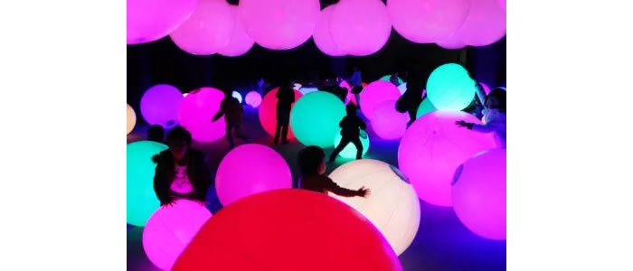 Learn & Play! teamLab Future Park