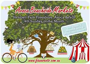 View Event: Avoca Beachside Markets