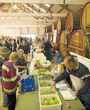 View Event: Barossa Farmers Market