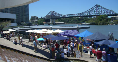 View Event: Brisbane Riverside Markets