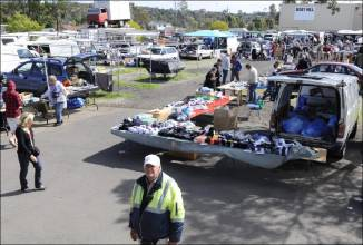 Campbelltown Boot Hill Market