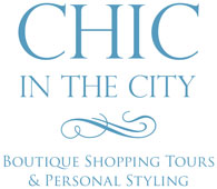 CHIC in the City | Shopping Tours
