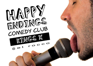 Happy Endings Comedy Club