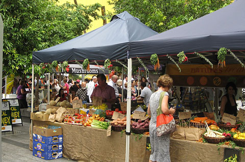 View Event: Queen St Mall Farmers Market