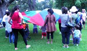 View Event: Red Bug Playgroup in the Park