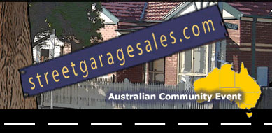 View Event: Garage Sales | Today!