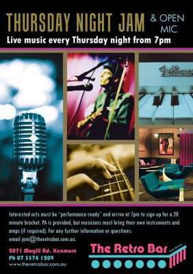 View Event: Thursday Night Jam
