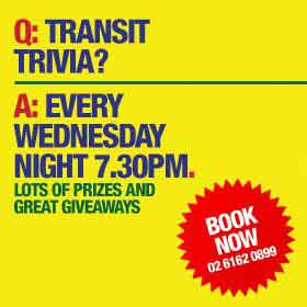 View Event: Transit Trivia