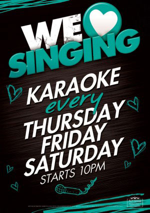 View Event: We Love Karaoke